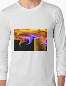 Exotic Flame Long Sleeve T-Shirt