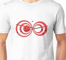 Intersect black lines Unisex T-Shirt