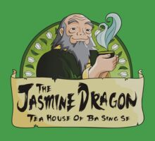 The Jasmine Dragon Tea House by Vivienne da Silva