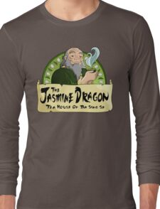 The Jasmine Dragon Tea House Long Sleeve T-Shirt