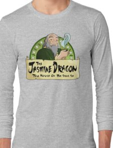 The Jasmine Dragon Tea House Long Sleeve T-Shirt