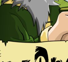 The Jasmine Dragon Tea House Sticker