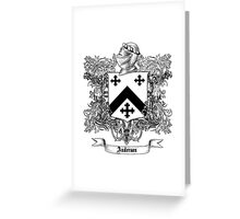 Anderson Family Crest 1 Greeting Card