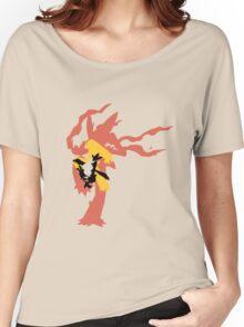 Mega Blaziken Evolution line Women's Relaxed Fit T-Shirt