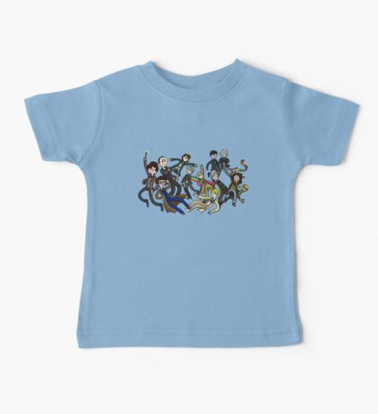 Adventure Time For Doctor Who Baby Tee