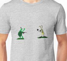 Turtle vs. O'hare Unisex T-Shirt