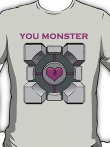 You Monster (white) T-Shirt