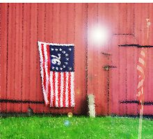 Happy Fourth of July by Judi Taylor