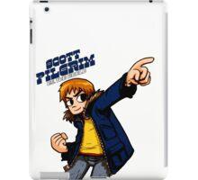 Scott Pilgrim vs The Whorl iPad Case/Skin