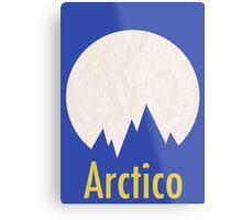 Arctico Metal Print