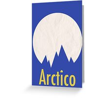 Arctico Greeting Card