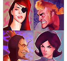Venture Bros. Photographic Print