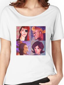 Venture Bros. Women's Relaxed Fit T-Shirt