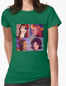 Venture Bros. Womens Fitted T-Shirt
