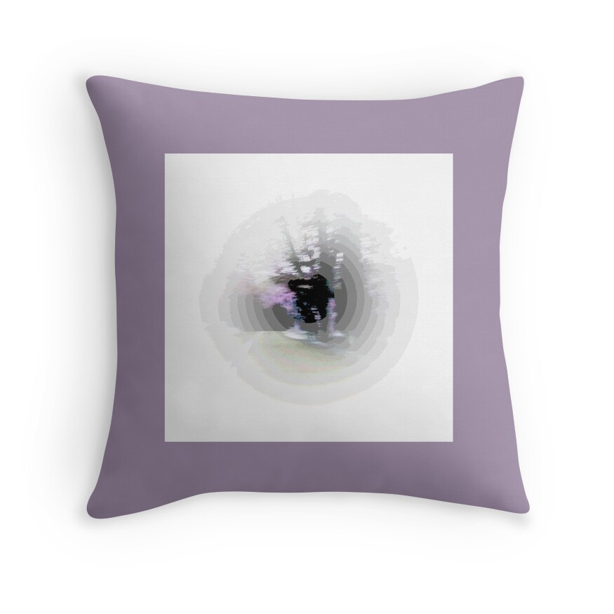 Decorative Pillow Lilac :