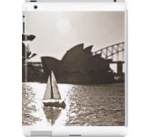 Spheres & Sails  iPad Case/Skin