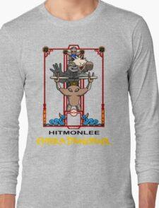 Hitmonlee - Enter the Dragonair Long Sleeve T-Shirt