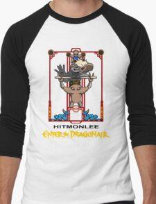 Hitmonlee - Enter the Dragonair Men's Baseball ¾ T-Shirt
