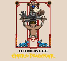 Hitmonlee - Enter the Dragonair Unisex T-Shirt