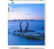 Bower Street Tidal Pool iPad Case/Skin