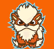 Arcanine by gizorge
