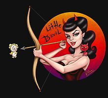 Bad Bettie - Little Devil! by Isobel Von Finklestein
