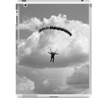 Crash Landing iPad Case/Skin