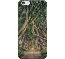 Mysterious Ways iPhone Case/Skin