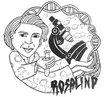 Rosalind Franklin by christinel