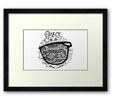 Grace Hopper Framed Print