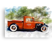 32 Ford Pickup Canvas Print
