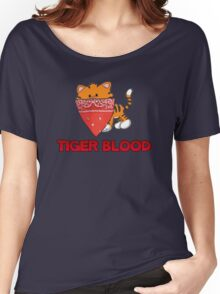 Tiger Blood Women's Relaxed Fit T-Shirt