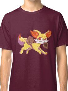 Late for school Fennekin Classic T-Shirt
