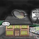Skeptics Society Cartoon by David Stuart