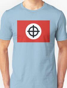 Celtic cross flag T-Shirt