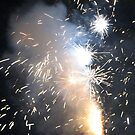 Our fireworks #2 by gypsykatz