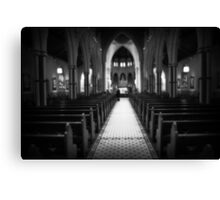St Mary's Basilica Canvas Print