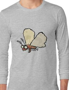 Melli, the mean moth Long Sleeve T-Shirt