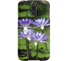 Water Lilies - Batavia Downs Samsung Galaxy Case/Skin