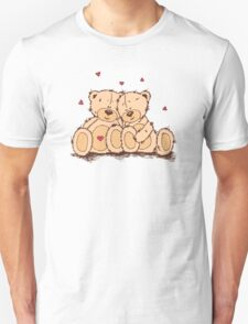 Cute Teddy Bear Valentine T-Shirt