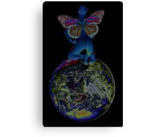 Spirit of the Earth 2 Canvas Print