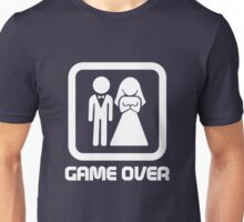 Marriage Series - GAME OVER Unisex T-Shirt