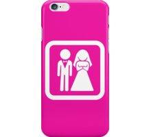 Marriage Series iPhone Case/Skin