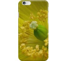 Happy yellow © iPhone Case/Skin