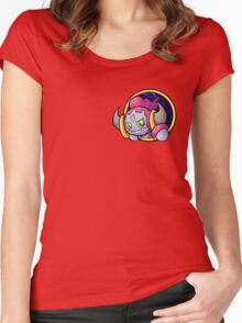 Pocketspace Hoopa Women's Fitted Scoop T-Shirt