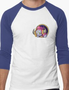 Pocketspace Hoopa Men's Baseball ¾ T-Shirt