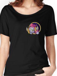 Pocketspace Hoopa Women's Relaxed Fit T-Shirt