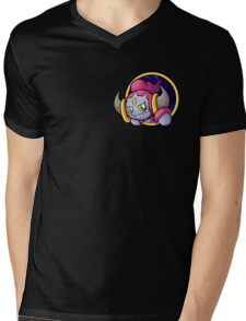 Pocketspace Hoopa Mens V-Neck T-Shirt