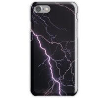 Lightning strike  iPhone Case/Skin