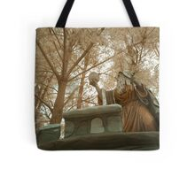 Saruman of Many Colours Tote Bag